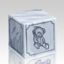 ABC Teddy Block Marble Urn