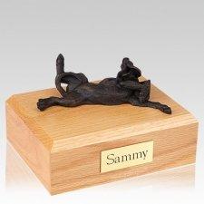 Bloodhound Bronze X Large Dog Urn