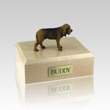 Bloodhound Large Dog Urn