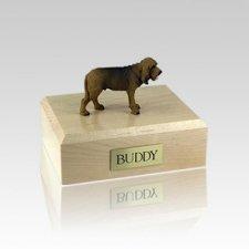 Bloodhound Medium Dog Urn