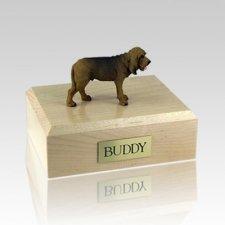 Bloodhound X Large Dog Urn