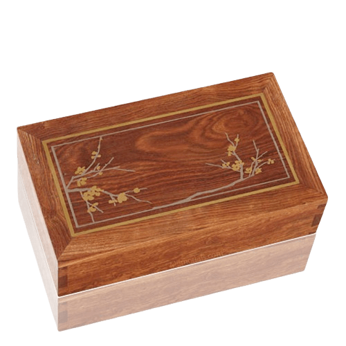 Blooming Caribbean Memory Box