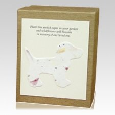 Blooming Puppy Cards