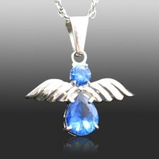 Blue Angel Memorial Jewelry