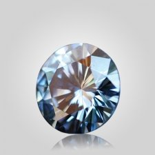 Blue Cremation Diamond V