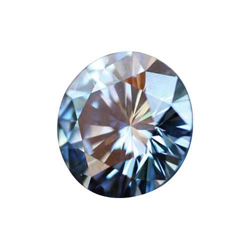 Blue Cremation Diamond V