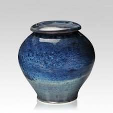 Blue Planet Large Pet Urn