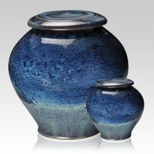 Blue Planet Cremation Urns