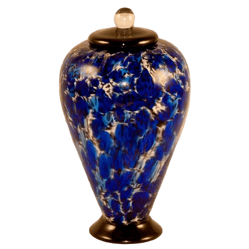 Blue Wave Child Cremation Urn