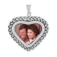 Bond Silver Photo Jewelry