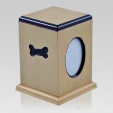 Bone Dog Cremation Urn