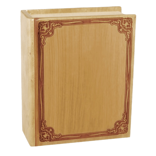 Book Cherry Cremation Urn
