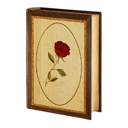 Book of Love Funeral Cremation Urn