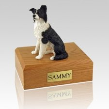 Border Collie Dog Urns