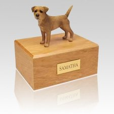 Border Terrier Wheaten Dog Urns