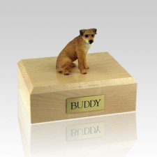 Border Terrier Dog Urns
