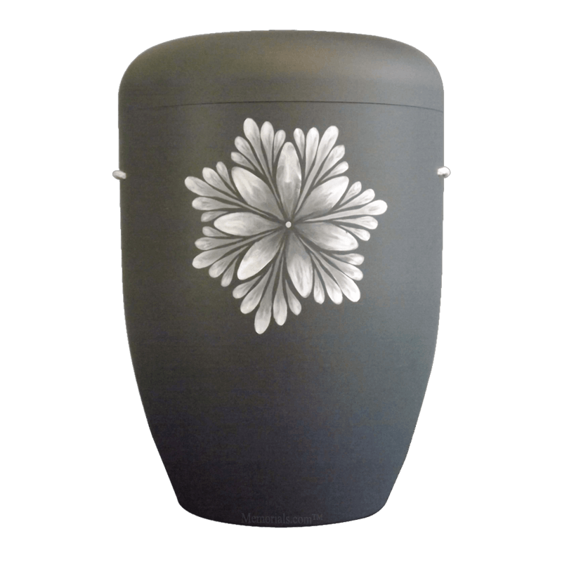 Ashed Bloom Biodegradable Urn