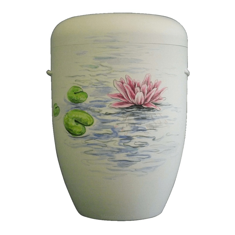 Lily Pad Biodegradable Urn
