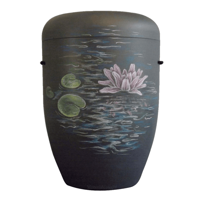 Night Lily Biodegradable Urn