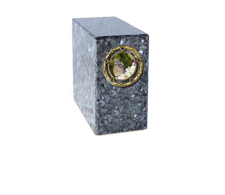 Bounty Butterfly Cremation Urn