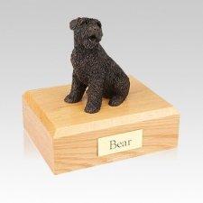 Bouvier Bronze Medium Dog Urn