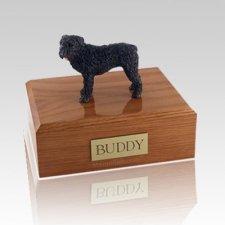 Bouvier Standing Dog Urns