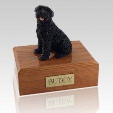 Bouvier X Large Dog Urn