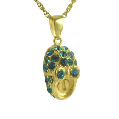 Boy Slipper Keepsake Jewelry IV