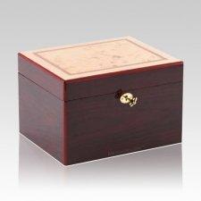 Brava Wood Cremation Urn