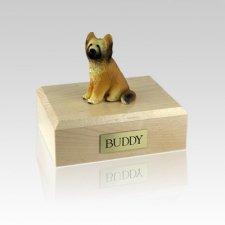 Briard Medium Dog Urn