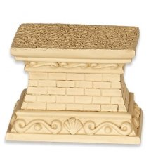 Brickwork Small Figurine Base