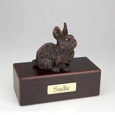 Bronze Rabbit Medium Cremation Urn