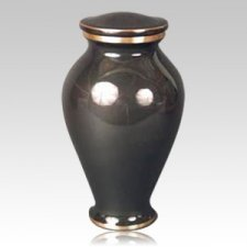 Midnight Bronze Cremation Urn