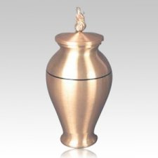 Orion Classic Bronze Cremation Urn