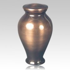 Twilight Bronze Cremation Urn