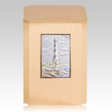 Hatteras Lighthouse Bronze Cremation Urn