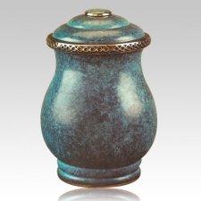 Venetian Bronze Cremation Urns