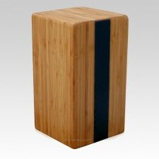 Brook Bamboo Nature Cremation Urn