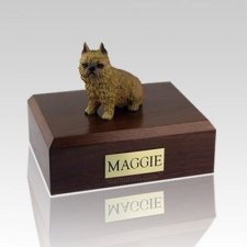 Brussels Griffon Red Dog Urns