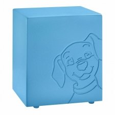Buddy Blue Dog Urns