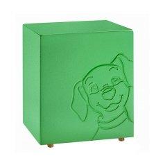 Buddy Green Small Dog Urn