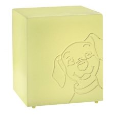 Buddy Yellow Dog Urns