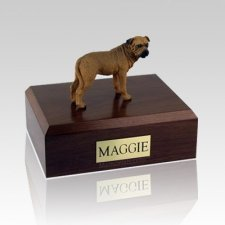 Bull Mastiff Dog Urns