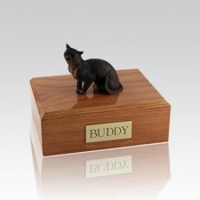 Burmese Himalayan Small Cat Cremation Urn