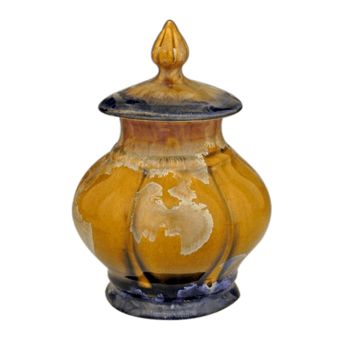 Butch Pet Porcelain Cremation Urn