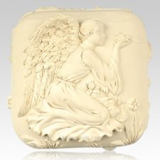 Butterfly Dreams Angel Keepsake Box