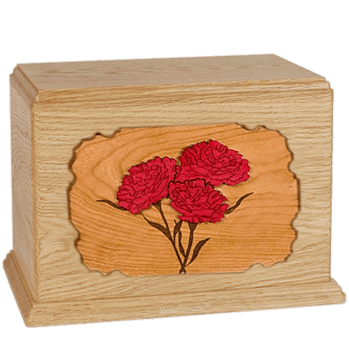 Carnation Maple Companion Urn