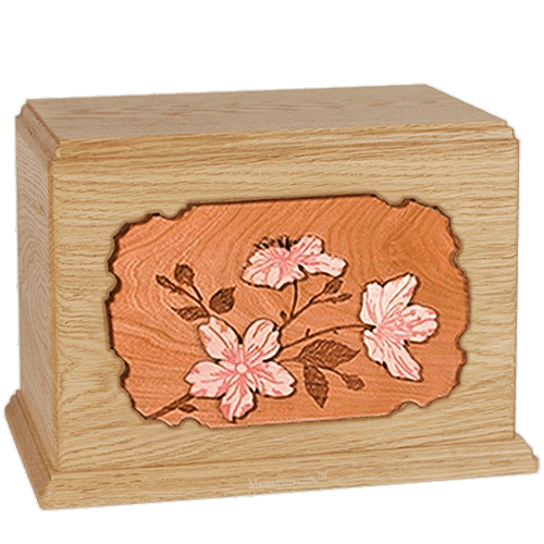 Cherry Blossom Maple Companion Urn