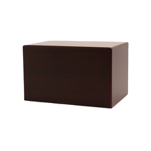 Cherry Eternity Extra Small Wood Urn