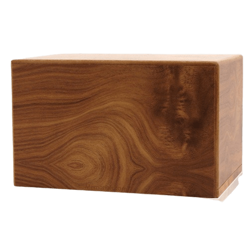Natural Eternity Large Wood Urn